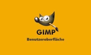 Webinar Gimp Benutzeroberfläche