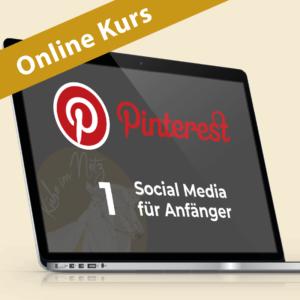 Pinterest 1: Social Media für Anfänger @ ONLINE