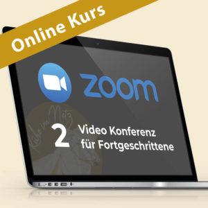 Zoom 2: Video Konferenz für Fortgeschrittene @ ONLINE