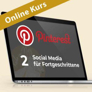 Pinterest 2: Social Media für Fortgeschrittene @ ONLINE